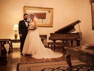 La boda de Luz y Paulo 1