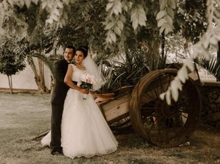 La boda de Eugenia y Jaime