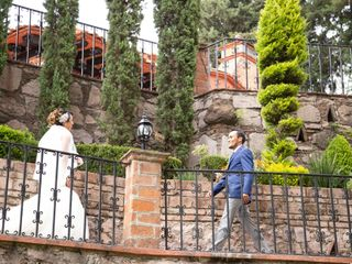 La boda de Erika  y Benito 1