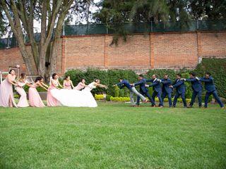 La boda de Erika  y Benito 2