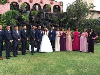 La boda de Lety  y Héctor  2
