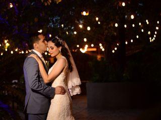 La boda de Zamira y Alan