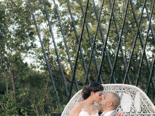 La boda de Eliana y Eric 1