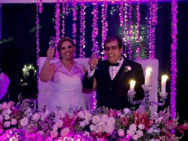La boda de Rosario y José