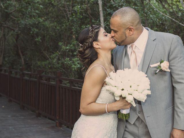 La boda de Eliana y Eric