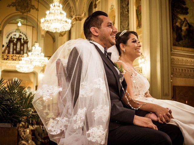 La boda de Leslie y Carlos