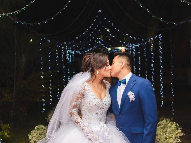 La boda de Fanny y Levi