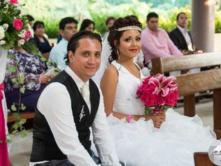 La boda de Julieta y Marco
