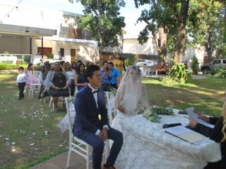 La boda de irene y samuel 1