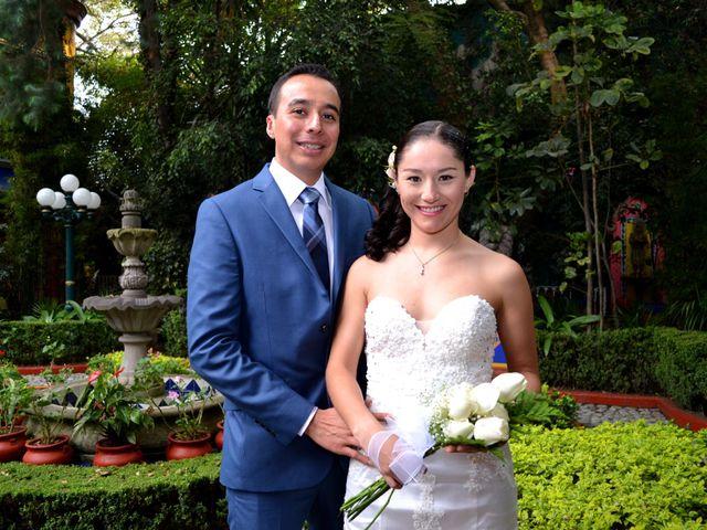 La boda de Consuelo y Ricardo