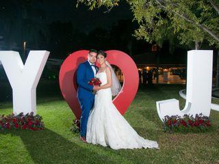 La boda de Yadira y Jafet