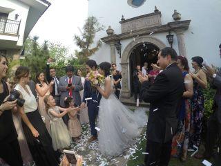 La boda de Patricia y Damiano 1