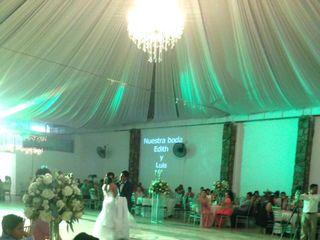 La boda de Edith y Luis  1