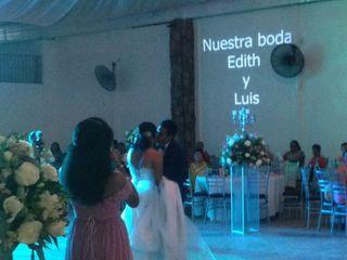 La boda de Edith y Luis  2