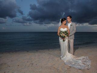 La boda de Marimar y Mauricio