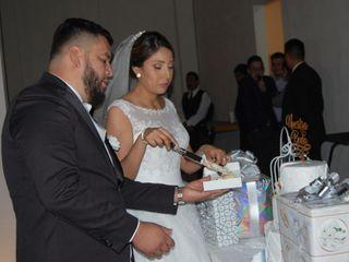 La boda de Jazmín y Emilio Sánchez 3