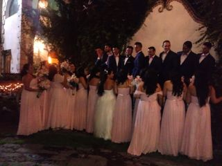La boda de Karla y Aarón  1