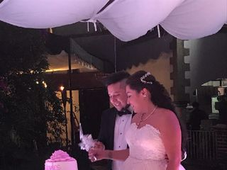 La boda de Karla y Aarón  2