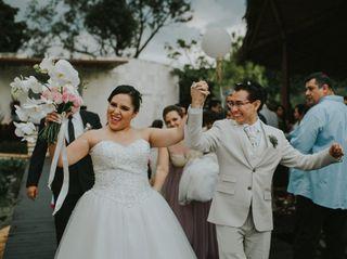 La boda de Nadia y Mario