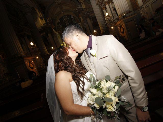 La boda de Rossana y Humberto