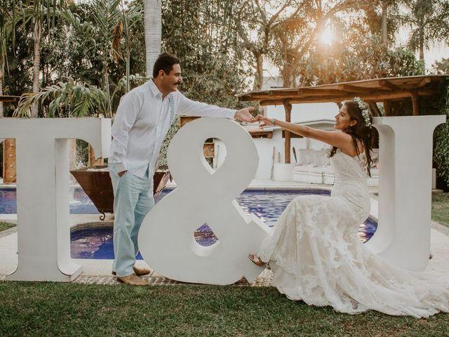 La boda de Thania y Julio