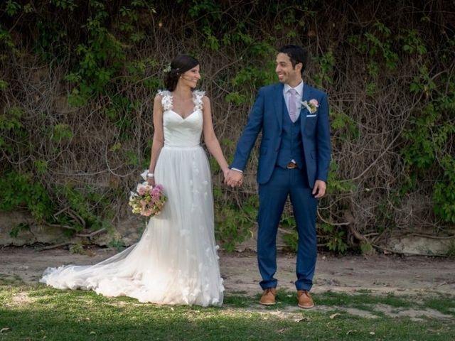 La boda de Patricia y Damiano