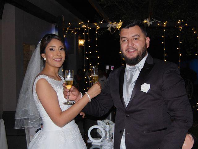 La boda de Jazmín y Emilio Sánchez