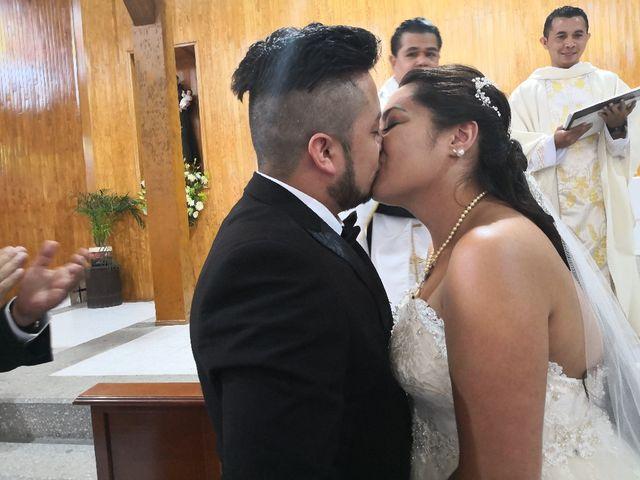 La boda de Karla y Aarón