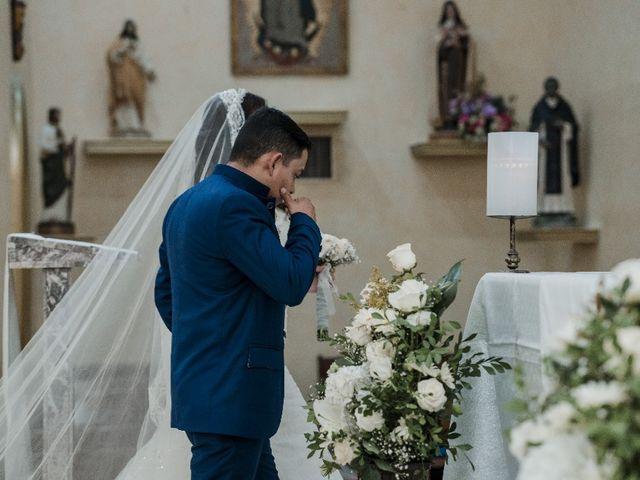 La boda de Fernando y Alejandra en Apodaca, Nuevo León 7