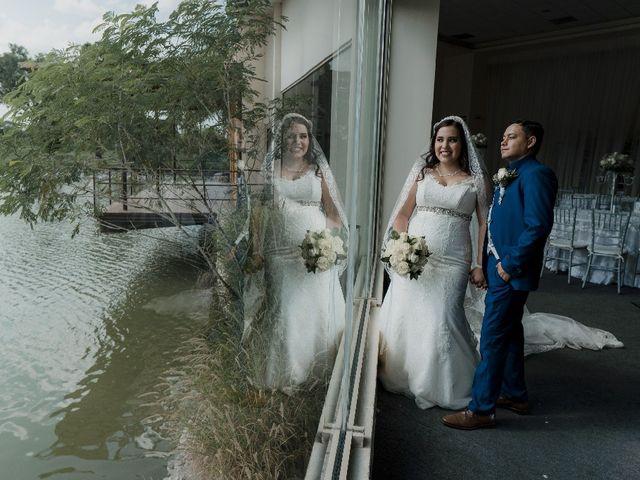 La boda de Fernando y Alejandra en Apodaca, Nuevo León 9