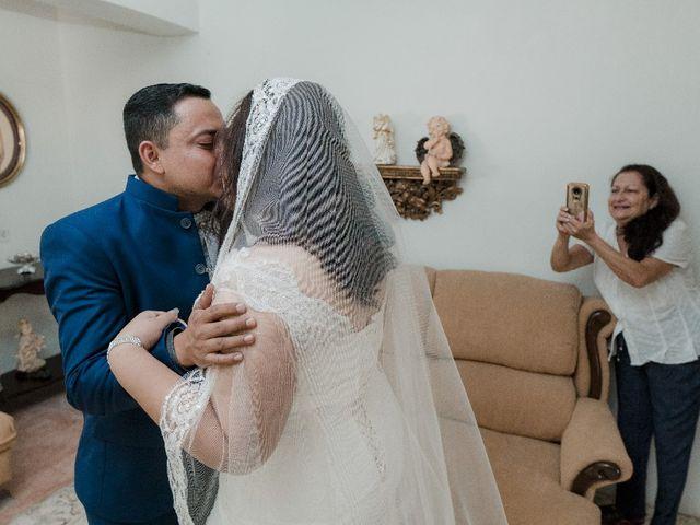 La boda de Fernando y Alejandra en Apodaca, Nuevo León 12