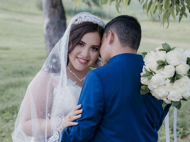 La boda de Fernando y Alejandra en Apodaca, Nuevo León 14