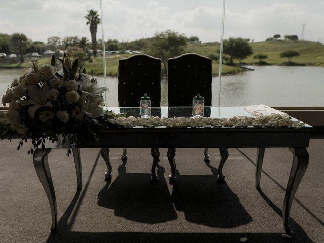 La boda de Fernando y Alejandra en Apodaca, Nuevo León 17