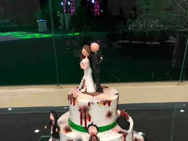 La boda de Fernando y Alejandra en Apodaca, Nuevo León 18
