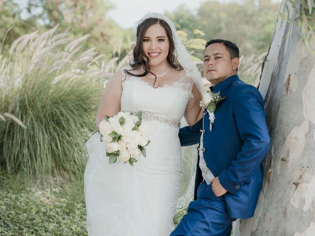 La boda de Fernando y Alejandra en Apodaca, Nuevo León 22