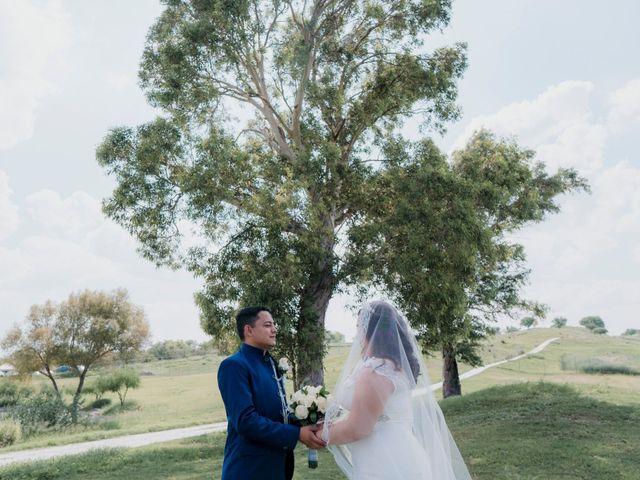 La boda de Fernando y Alejandra en Apodaca, Nuevo León 32