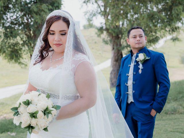 La boda de Fernando y Alejandra en Apodaca, Nuevo León 2