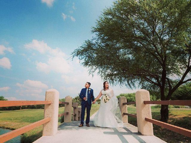 La boda de Fernando y Alejandra en Apodaca, Nuevo León 33