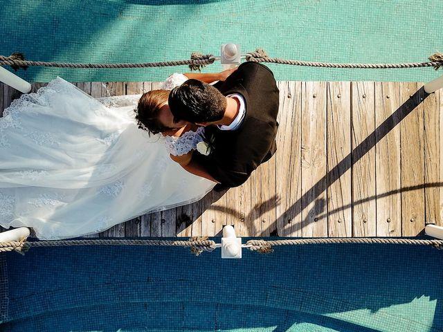La boda de Ivonne y Antonio
