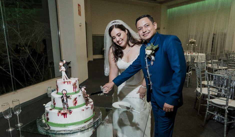 La boda de Fernando y Alejandra en Apodaca, Nuevo León