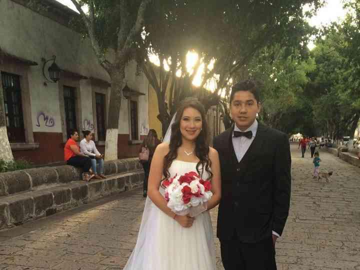 La boda de Cinthya y Eduardo