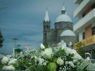 La boda de Ari y Azael 1