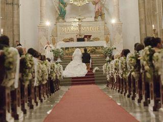 La boda de Ari y Azael 2