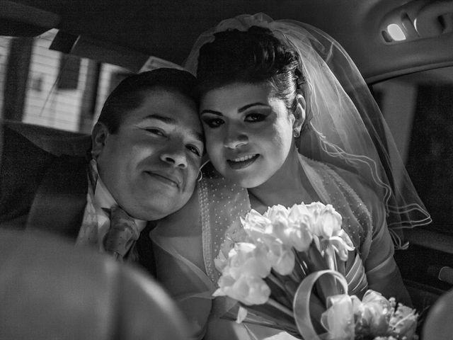 La boda de Ari y Azael