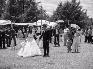 La boda de Angeli y Isaias 1