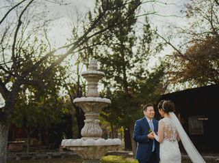 La boda de Alonso  y Mónica 1