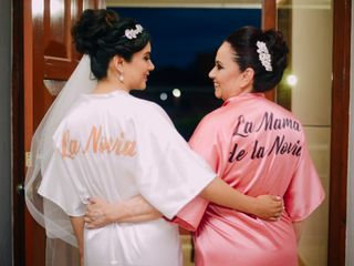 La boda de Paulina y Xaman 2