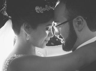 La boda de Paulina y Xaman