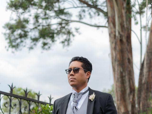 La boda de Felipe y Rocío en Cuautitlán Izcalli, Estado México 4