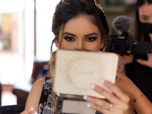 La boda de Felipe y Rocío en Cuautitlán Izcalli, Estado México 12